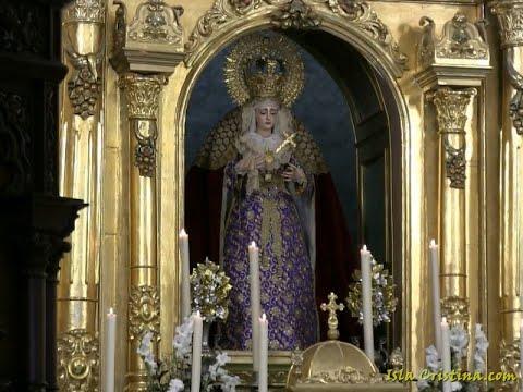 Función Mayor en honor a Nuestra Señora de los Dolores de Isla Cristina,