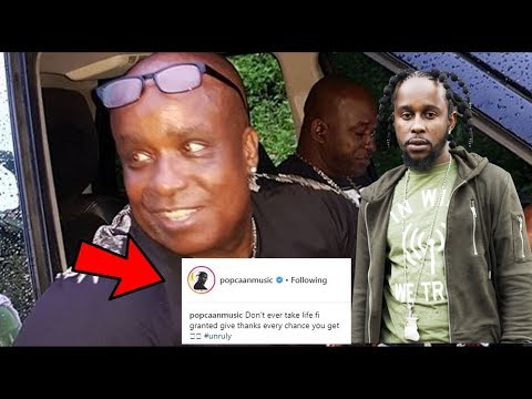 Popcaan, Beenie Man React To Fada Fowl