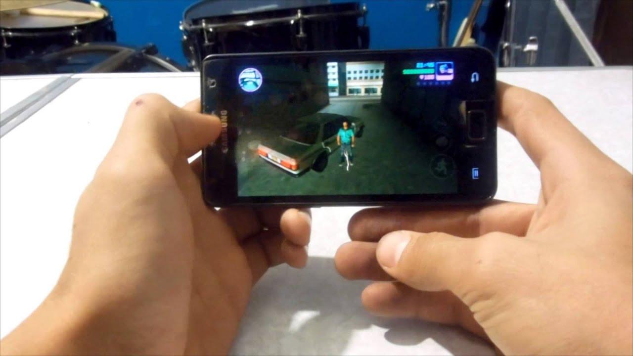 Descargar Grand Theft Auto Vice City para android (apk + datos SD) para Celular  #Android