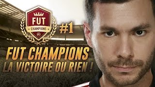 Video FIFA 17 - FUT CHAMPIONS #1 - LA VICTOIRE OU RIEN ! MP3, 3GP, MP4, WEBM, AVI, FLV Oktober 2017