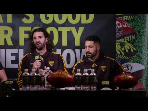 "Footy Show ""That's Good For Footy"" Presents Footy Funatics "" Ep 11 June 1st 2016 Hawthorn"