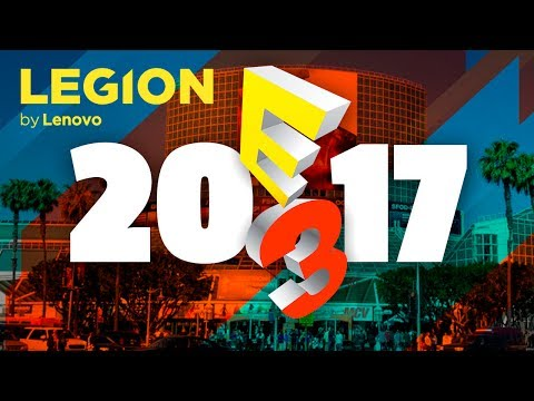 Е3 2017 - Лучшие моменты, фейлы и самые интересные игры.