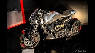 5. New 2018 Model Arch Motorcycles@EICMA Milan