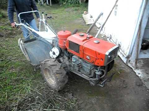 Mini Trator Tobatta