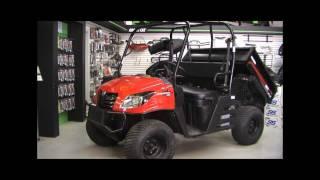 9. Kioti Diesel, CountryCorners.net Kioti Mechron 2200