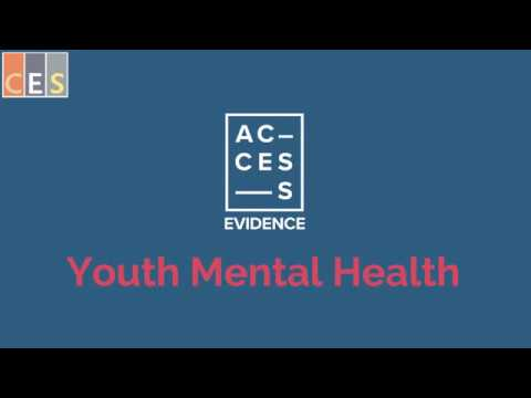 Youth Mental Health in Ireland and Northern Ireland