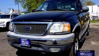 1999 Ford F150 Triton V8 XLT PickUp Truck