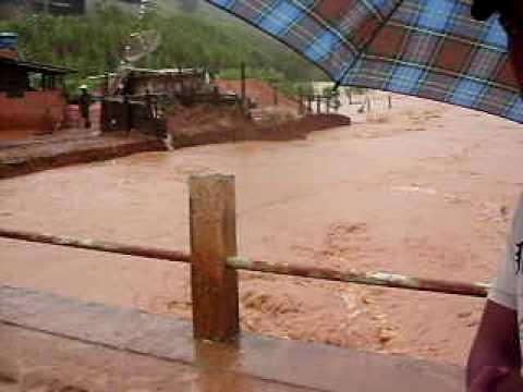 enchente em humaita ponte 1