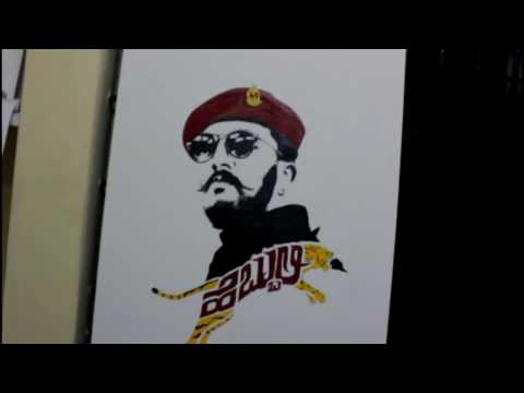 Video Hebbuli live painting download in MP3, 3GP, MP4, WEBM, AVI, FLV January 2017