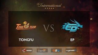 TongFu.WZ vs EP, game 2