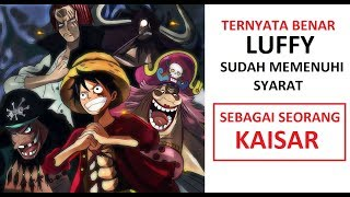 Download Video TERNYATA BENAR !!! LUFFY telah MEMENUHI SYARAT sebagai SEORANG KAISAR LAUTAN di manga one piece MP3 3GP MP4
