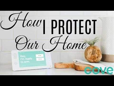 COVE HOME SECURITY SYSTEM 2019 | DIY EASY SETUP & REVIEW