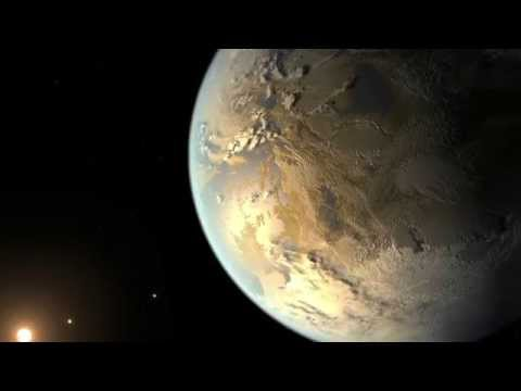 Planet - [Video News File; media resource preview] NASA's Kepler Space Telescope has discovered the first validated Earth-size planet orbiting in the habitable zone o...