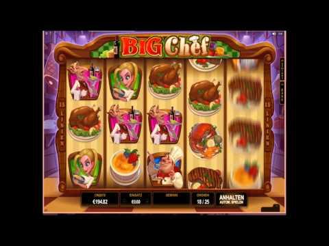 Big Chef [1] Free Spin - SUPER MEGA BIG WIN