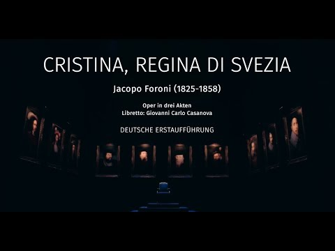 """<a href=""""cristina.html"""">CRISTINA, REGINA DI SVEZIA - Wiederaufnahme am 18. August</a>"""