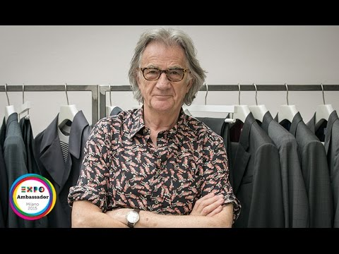 Ambassador Paul Smith Expo Milano 2015 ENG
