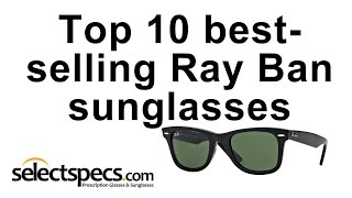 Nonton Top 10 Bestselling Ray Ban Sunglasses 2015 - with Selectspecs.com Film Subtitle Indonesia Streaming Movie Download