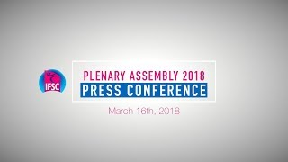 IFSC Plenary Assembly Innsbruck 2018 - Press Conference Highlights by International Federation of Sport Climbing