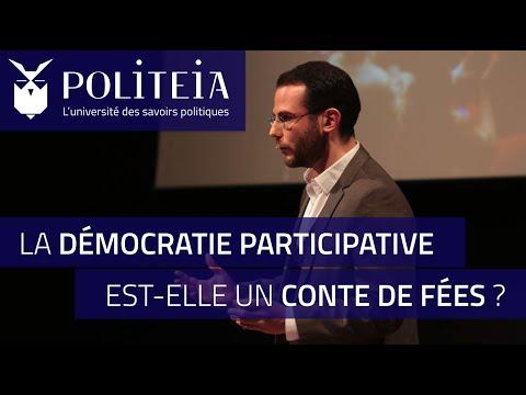 POLITEIA : La démocratie participative est-elle un conte de fées ?