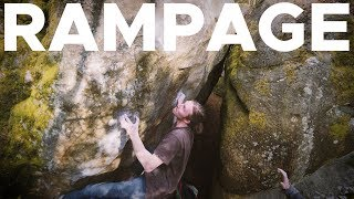 The rampage continues! by Bouldering Bobat