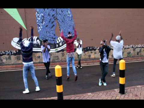 bebe  Cool ft sauti sol-mbozi zamalwa(offical dance video by Indefatigable dance crew)
