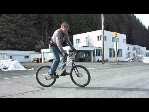 George Peck Bike Demo HD