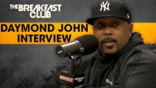 Video Daymond John Talks Relaunching FUBU, Millennials, His Book 'Rise & Grind' + More MP3, 3GP, MP4, WEBM, AVI, FLV Agustus 2018