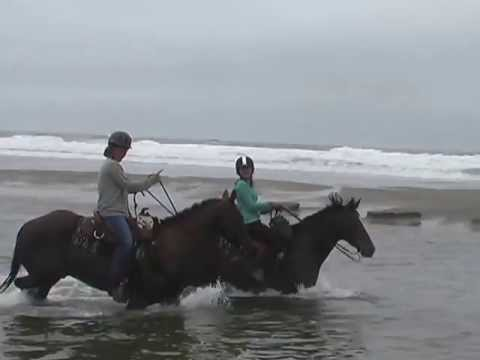 Riding on the Oregon Coast, 2011