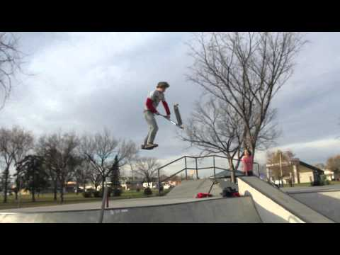 North Dakota Skate Edit: Williston, Minot & Mandan