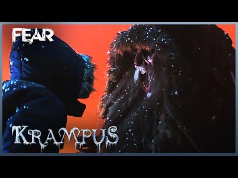 Max Faces Krampus | Krampus (2015)