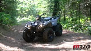 7. 2018 Yamaha Kodiak 450 review