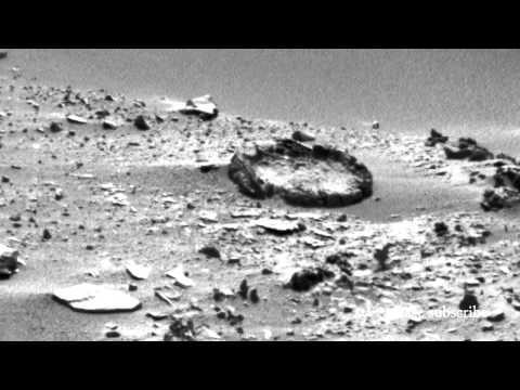 Strange Ring of Rocks on Mars! – Mars Anomalies 2014