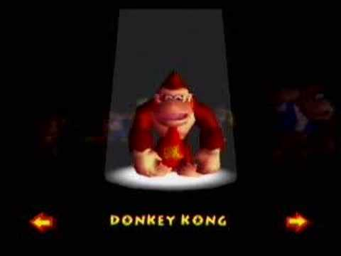 preview-Donkey Kong 64 - Gameplay - Nintendo 64