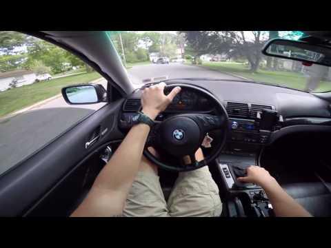 2000 BMW 323CI drive