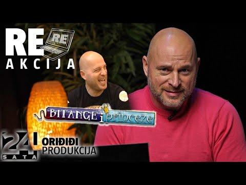 Rene Bitorajac reagira na 'Bitange i princeze': Dva metra od mene! 👊 | REAKCIJA