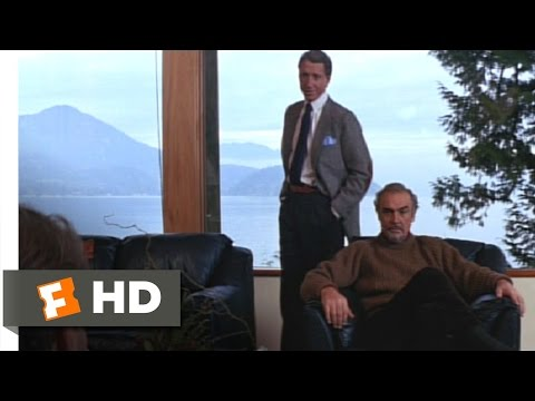 The Russia House (7/10) Movie CLIP - A Picasso Metaphor (1990) HD