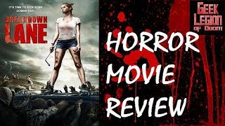 Nonton Breakdown Lane   2017 Whitney Moore   Zombie Horror Movie Review Film Subtitle Indonesia Streaming Movie Download