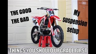 4. Dialing in Your 2019 Honda CRF450R! *In Depth Review*