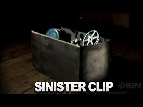 Sinister Clip 'Mr. Boogie'