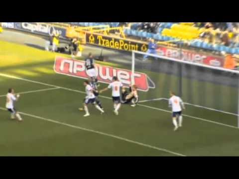 Millwall vs Bolton highlight - Owen Coyle's Bolton fail again.
