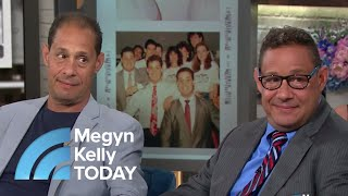 Video The Unbelievable Way 3 Men Found Out They Were Triplets Separated As Babies | Megyn Kelly TODAY MP3, 3GP, MP4, WEBM, AVI, FLV Juli 2018