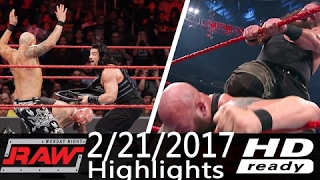 Nonton Copia de WWE RAW 20 February 2017 Full Show - WWE Monday Night Raw 20/02/17 Film Subtitle Indonesia Streaming Movie Download