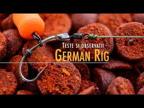 German Rig: teste si observatii