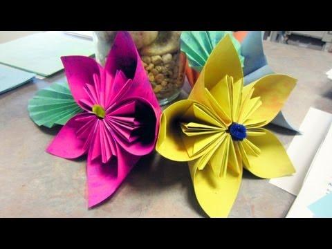 Episodio 586- Cómo hacer una flor de kudasama