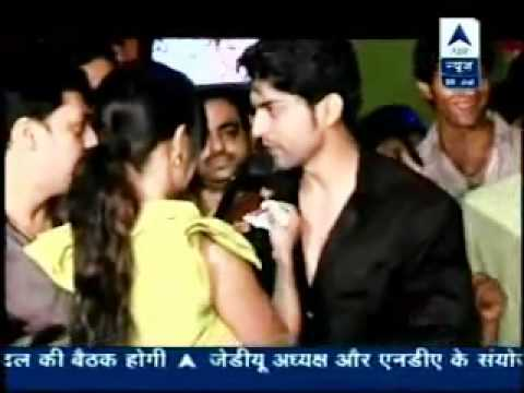 SBS - Gurmeet, Debina & Kratika at Punar Vivaah's 100 Episodes Celebrations - 8th July 2012