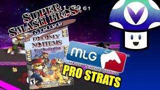Super Smash Bros. Melee: MLG Pro Strats