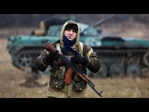Ukraine Truce Fails as Rebels Claim to Withdraw...