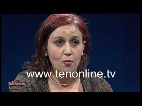 ten   DIRETTAMENTE 9 marzo 2008   Debora Cilio   Rosita Terranova