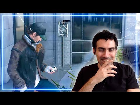 Hacker REACTS to Watch Dogs   Experts React