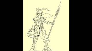 How To Draw A Sexy Beautifull Woman Elf Warrior / Comment Dessiner Une Jolie Femme Elfe Guerriere